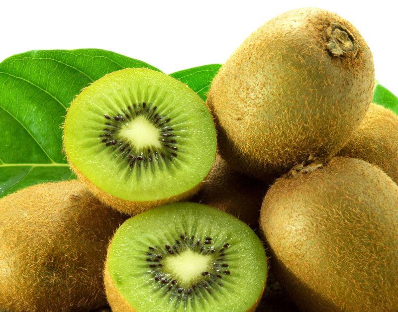 Mangiare a colori - Proprietà dei frutti verdi
