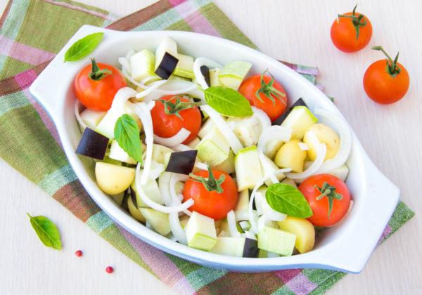 Ricette con la Verdura